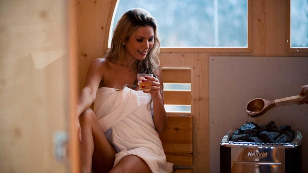 Autumn special offer with private spa included!