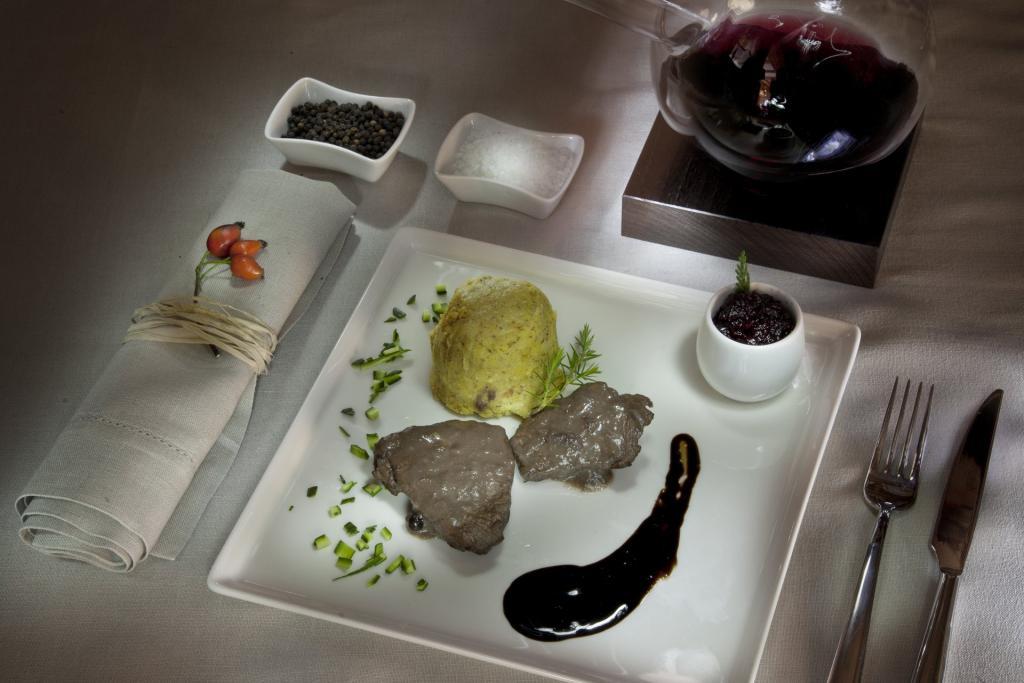 cucina naturale km 0 madonna di campiglio chalet fogajard