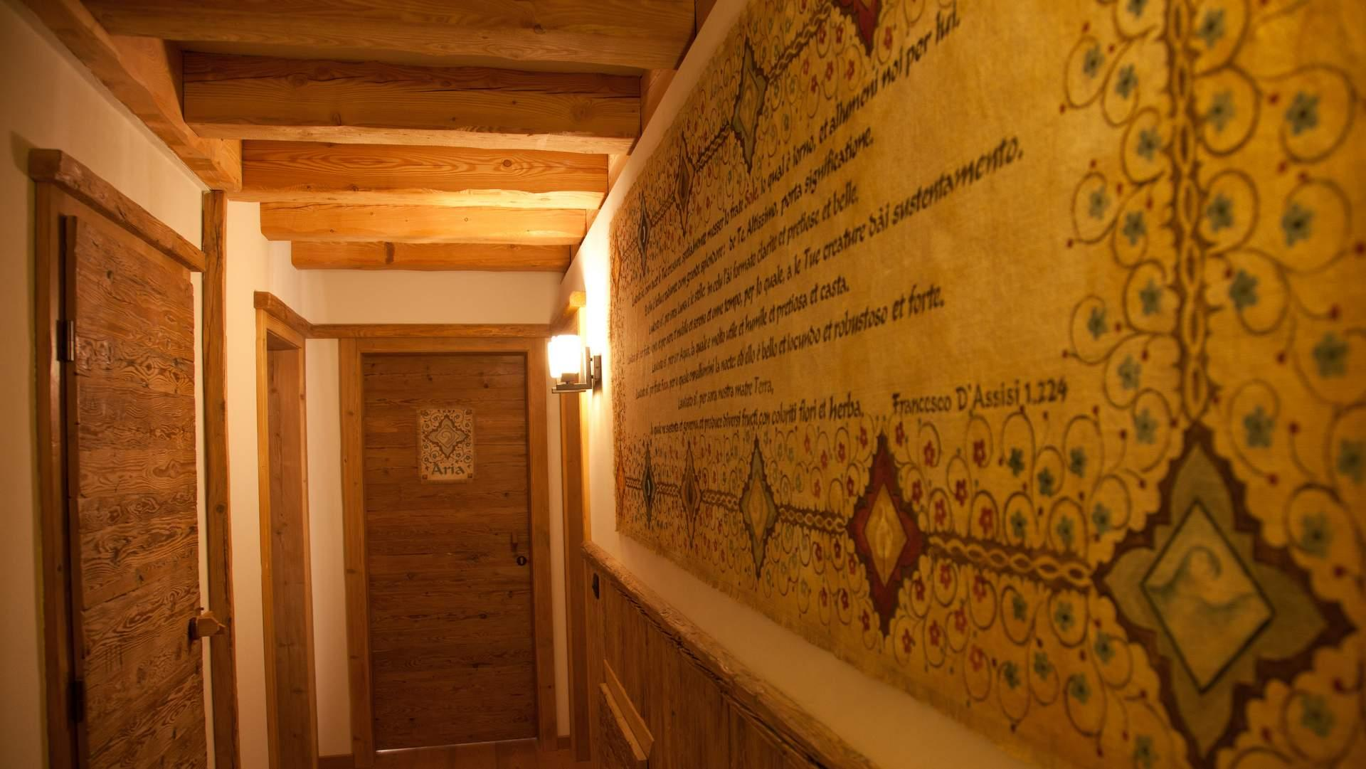 Camera Aria ingresso