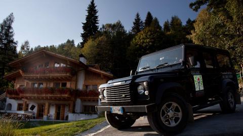 Servizio jeep